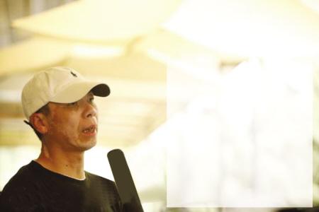 冯小刚:《地震》不去申奥就是拍给老百姓看的