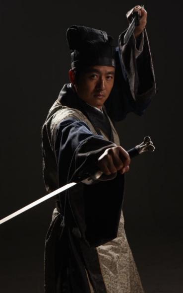 《剑雨》郭晓冬携参差剑闯江湖和众星过招