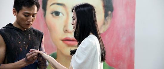 刘烨姚晨《爱出色》演爱情童话阐释恋爱四阶段