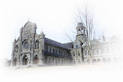 《金陵十三钗》的故事就发生在这个教堂内外