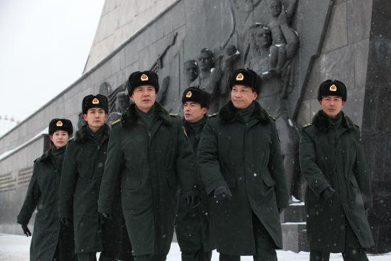 《飞天》俄罗斯航天中心杀青
