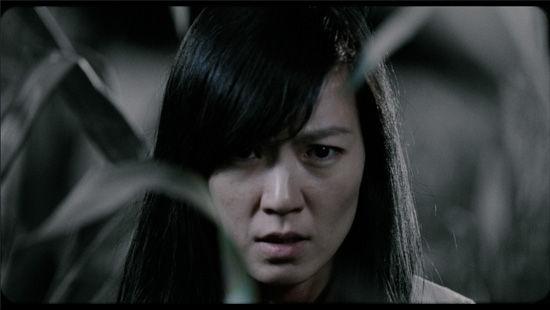林熙蕾表情惊恐