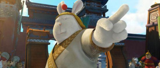 《兔侠传奇》人物造型可爱