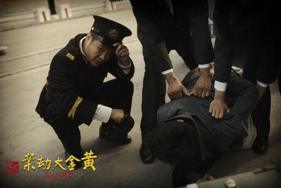 《黄金大劫案》曝宁浩进化史特辑惊喜亦疯狂