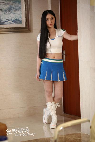 近年来 美女明星刘