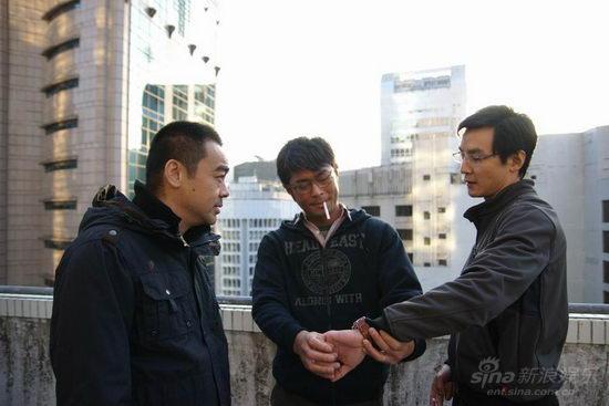 Lau Ching Wan, Daniel Wu