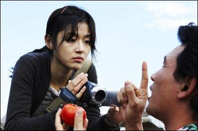全智贤积极进军好莱坞拍完新片赴美学英语(图)
