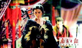 刘亦菲签约好莱坞与章子怡茱莉亚-罗伯茨同门