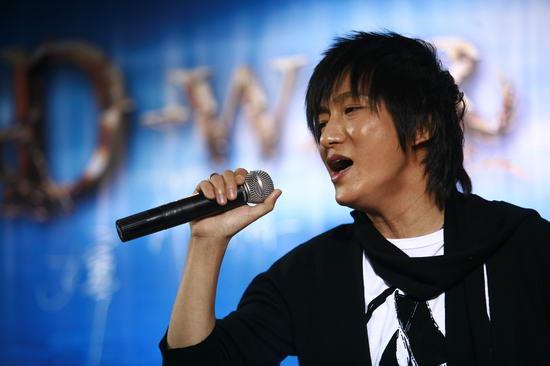 《龙之战》举行首映礼导演沈炯来为奥运加油