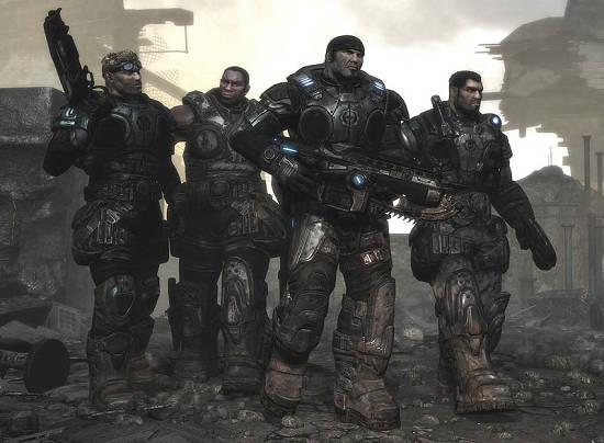 《黑夜传说》导演玩转游戏片《战争机器》(图)
