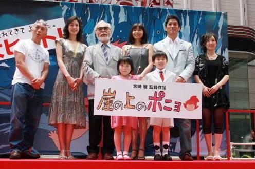 前日剧女皇山口智子为《悬崖上的金鱼姬》复出
