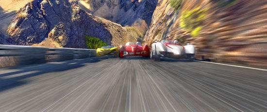 《极速赛车手》挑战视觉极限还原TV动画(图)