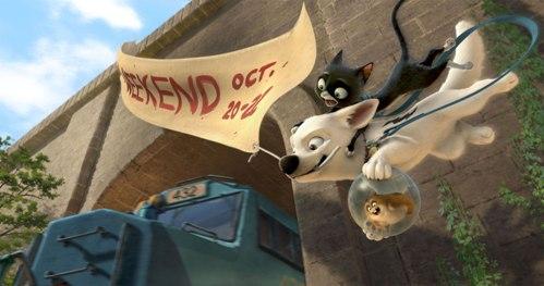 """《闪电狗》:一场关于冒险的3D""""冒险""""(7)"""