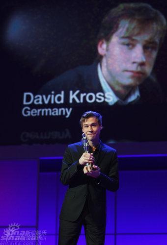 柏林专访大卫-克劳斯:温斯莱特改变了我(图)