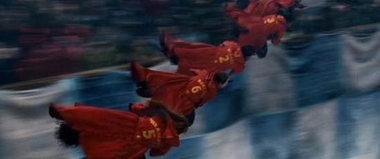 《哈利-波特与混血王子》七大看点--魁地奇比赛