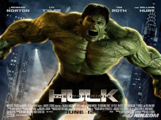 传马克-鲁弗洛将取代爱德华-诺顿出演绿巨人