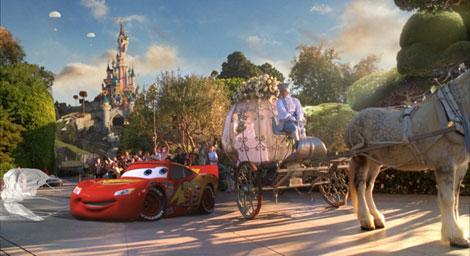 迪士尼将拍《魔法王国》