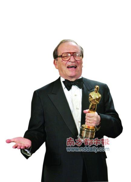 2005年,西德尼・吕美特终于获得奥斯卡终身成就奖