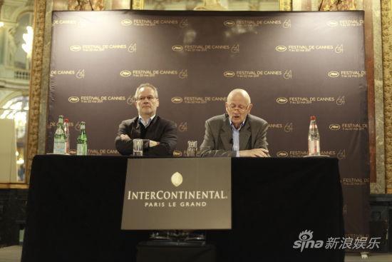 戛纳电影节公布官方选片名单