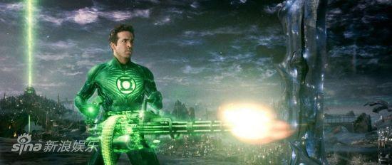 """""""绿灯侠""""的超级武器"""