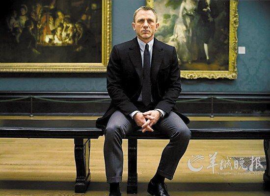 《007:大破天幕危机》里的邦德要经常面对人生思考
