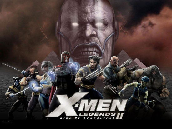 《X战警天启》定档2016年 人气反派登场 天启
