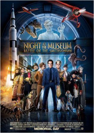 《博物馆奇妙夜3》海报