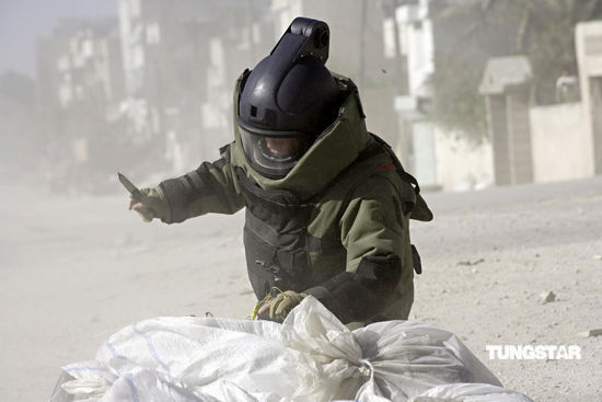 组图:《拆弹部队》拷贝缺货全球重新上映