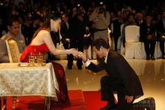 组图:《投名状》泰国宣传公主亲自接见四主创