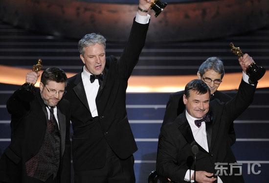 图文:《黄金罗盘》获得奥斯卡最佳视觉效果奖