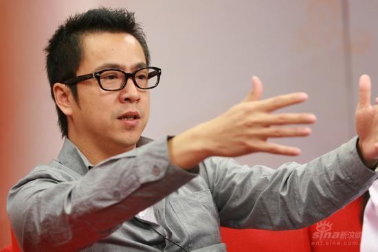 图文:《拉贝》主创聊天--王中磊谈大场面