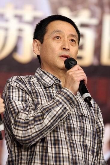 图文:《邓稼先》首映--王冀邢发言
