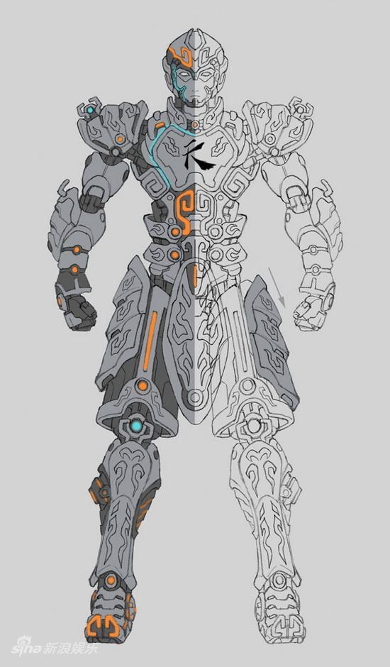 《机器侠》机器人武器全解密图片