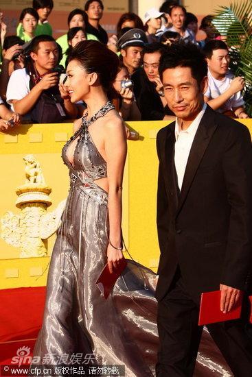 图文:第13届华表奖红毯-miumiu携手成泰��
