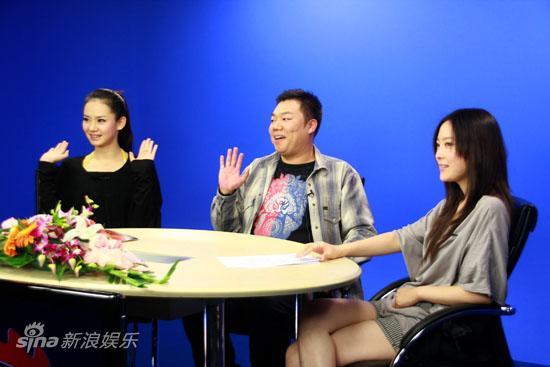 图文:《重庆美女》聊天