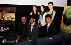 《天长地久》东京首映观众被催泪剧情感染(图)