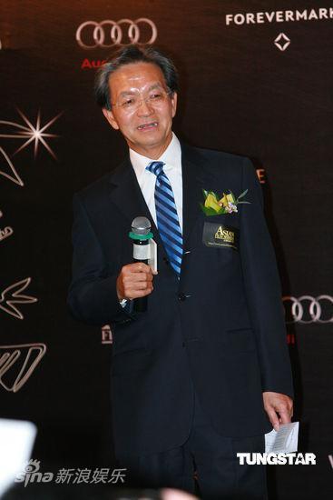 图文:亚洲电影大奖提名公布-苏泽光