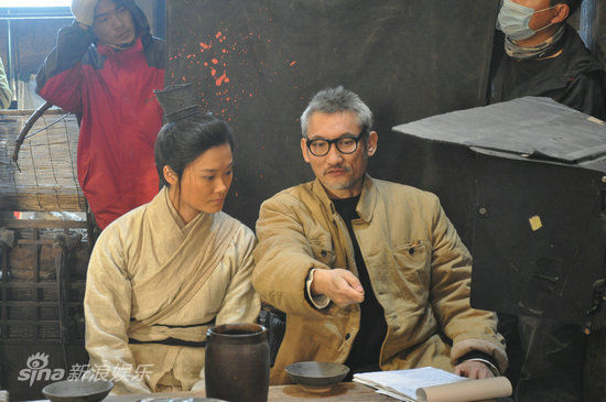 导演和李宇春