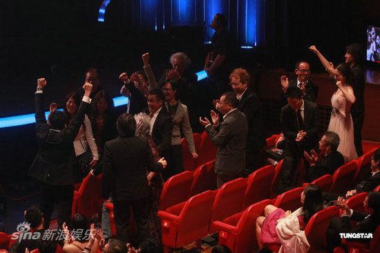 香港金像獎発表、最佳電影は《打擂台》に