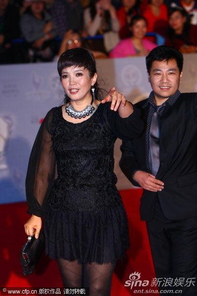 第28届电影金鸡奖红毯女星时尚发光体与透亮体