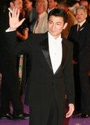 2006香港金像奖红地毯:刘德华