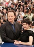 第59届戛纳电影节《达-芬奇密码》主创:汉克斯和塔图