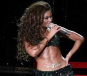 Beyonce上海演唱会