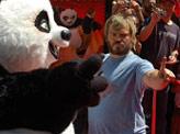 《功夫熊猫》好莱坞首映
