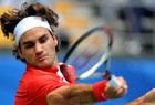 网球男单费德勒轻松晋级