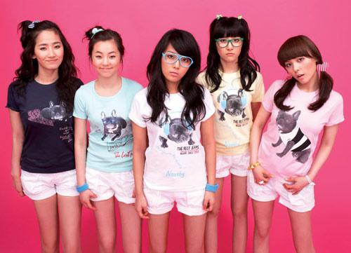 韩娱每周一星:WonderGirls最Hot的韩国偶像