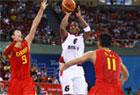 男篮中国VS安哥拉