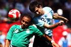 男足决赛阿根廷胜尼日利亚