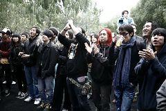 组图:2008迷笛音乐节成功复活