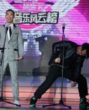黄立行陈奕迅搞笑